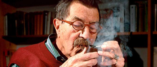 """Günter Grass livre le deuxième volet de son autobiographie dans """"L'Agfa Box"""" (Seuil) . ©JOERG FOKUHL/LAIF REA"""