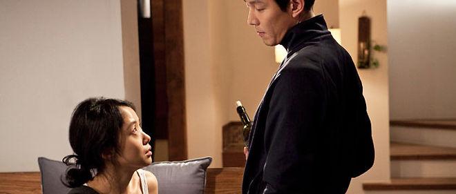 Une scène de The Housemaid, le film de Im Sang-soo présenté à Cannes © DR