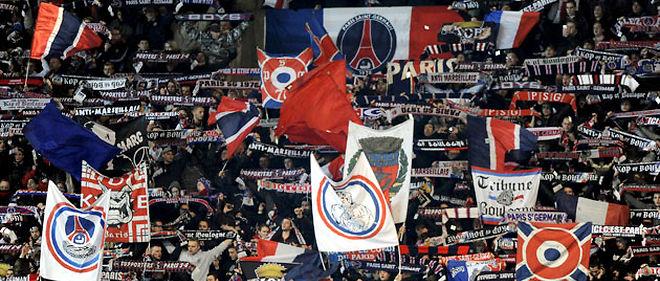 Le président du PSG Robin Leproux annonce mardi les nouvelles mesures pour mettre fin à la violence entre les supporteurs du club © PHOTOPQR/LAPROVENCE