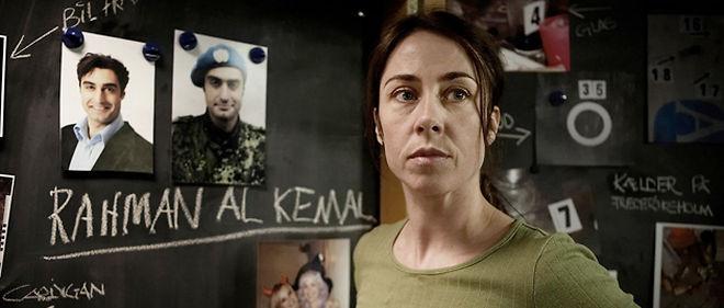 """Sofie Gabrol dans le rôle de Sarah Lund dans la nouvelle série scandinave """"The Killing"""" © ZDF/Tine Harden"""