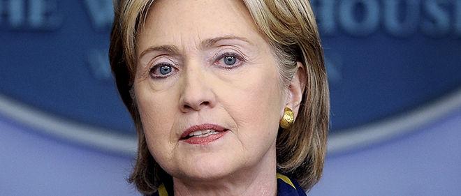 """La nouvelle résolution, qui va être soumise au Conseil de sécurité de l'ONU, """"est la meilleure réponse que nous puissions fournir aux efforts entrepris par Téhéran ces derniers jours"""", assure la secrétaire d'Etat Hillary Clinton © Abaca"""