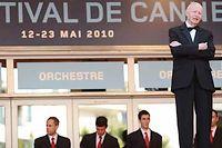 Le palmarès du 63e Festival de Cannes est attendu vers 20 h 30 © Photo by Hahn-Nebinger-Orban/ABACAPRESS.COM