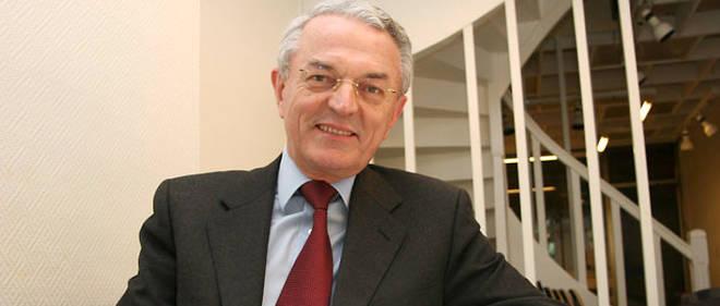 Le sénateur Jean Arthuis, opposé au projet de Jean Louis Masson © Olivier Pauly / MAXPPP