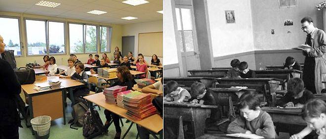 Entre les deux guerres, les vacances scolaires ont été rallongées de plus de quatre semaines © Montage lepoint.fr