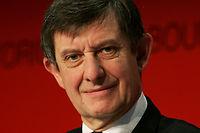 Jean-Pierre Jouyet, président de l'AMF (Autorité des marches financiers) le 23 février 2009 - © Etienne de Malglaive/ABACAPRESS.COM