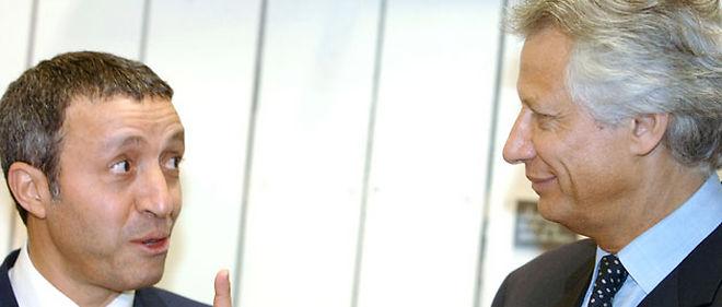L'ancien ministre Azouz Begag a rallié République solidaire, le mouvement politique lancé samedi par Dominique de Villepin © Christophe Guibbaud/ABACAPRESS.COM