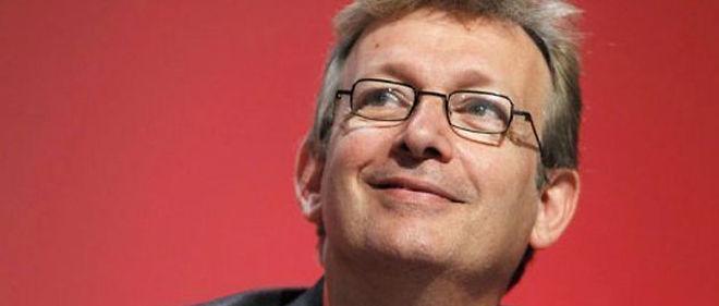 Pierre Laurent a été élu dimanche secrétaire national du Parti communiste français © AFP