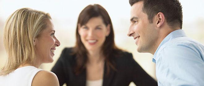 partenaire d'affaire de rencontres après le divorce