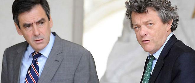 À l'instar de Jean-Louis Borloo, tous les ministres du gouvernement doivent recevoir lundi ou mardi des instructions de François Fillon visant à réduire le train de vie de l'État © WITT/SIPA