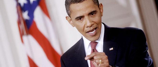 Barack Obama © Douliery Olivier / Abaca
