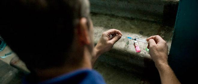 Les experts pour un accès à la méthadone dans tous les départements © Brendan Hoffman/Corbis