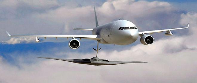Le KC-30 d'Airbus peut encore espérer remporter le méga-contrat de l'armée américaine © MaxPPP
