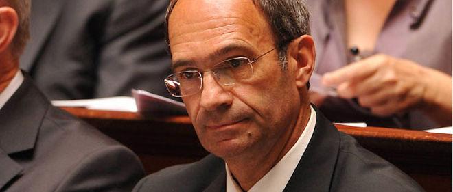 """Le ministre du Travail Éric Woerth """"n'est pas intervenu"""" dans le dossier fiscal de la milliardaire Liliane Bettencourt alors qu'il était ministre du Budget, selon un rapport de l'IGF © Abacapresse.com"""