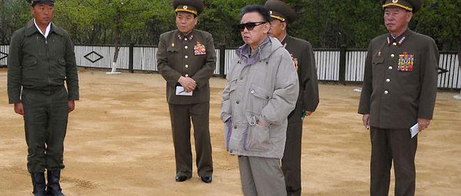 La Corée du Nord cherche à créer un élan politique intérieur en vue d'une transmission du pouvoir au fils de Kim Jong-il © Maxppp