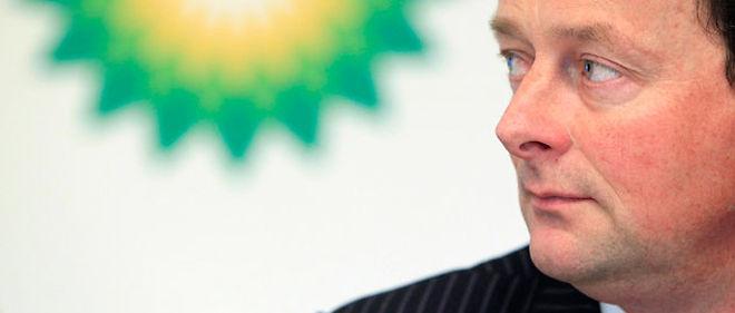 Tony Hayward quittera ses fonctions de directeur général de BP en octobre © Suzanne Plunkett