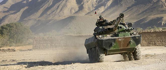 Pour la France, l'engagement dans le conflit afghan est le principal moyen de lutter contre Al-Qaeda hors de ses frontières © Abaca