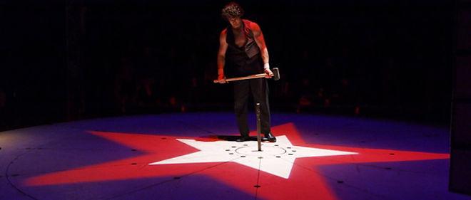 Le cirque Aïtal sera sur scène à Pantin, dans le cadre du Festival Paris Quartier d'été, jusqu'au 29 juillet. © DR