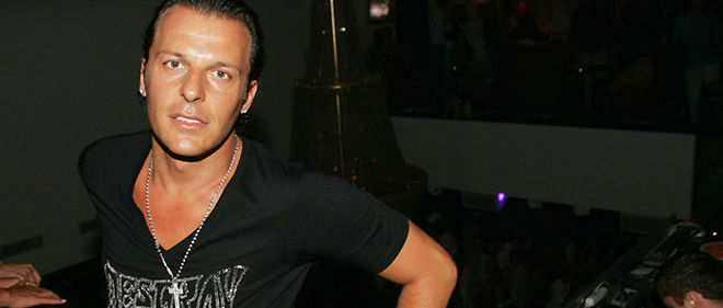 Jean Roch, célèbre patron de boîte de nuit, a été auditionné vendredi matin à la gendarmerie de Saint-Tropez. ©SIPA