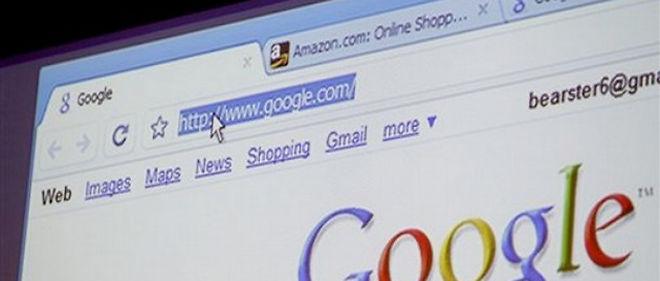 Le Google Bombing permet d'altérer les résultats du moteur de recherche © GOOGLE