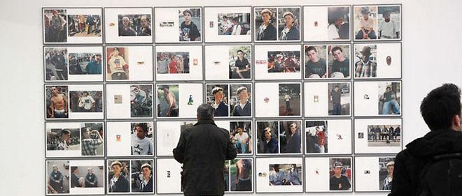 La rétrospective que le musée d'Art moderne de Paris consacre au photographe Larry Clark est interdite aux mineurs ; la décision fait polémique © SIPA