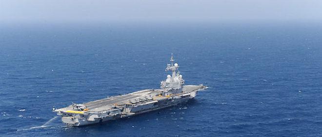 Le porte-avions Charles de Gaulle a accumulé les déboires depuis sa mise à l'eau il y a 16 ans © Sipa