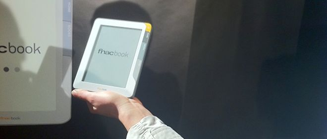 ea95d705281da La Fnac lance son livre numérique - Le Point