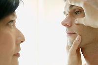 L'EMDR traite certaines névroses par des séquences de mouvements oculaires ©Corbis