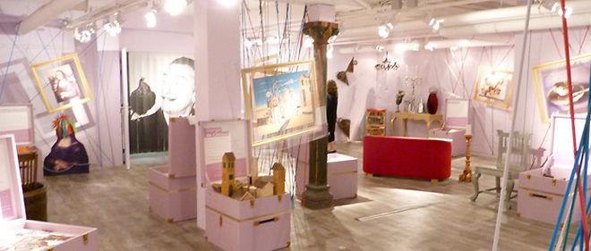 """Exposition """"Surréaliste, mon cher Dali"""" au Musée en herbe © DR"""