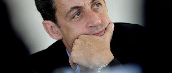 Nicolas Sarkozy va faire le point sur la menace terroriste qui pèse sur la France © Sipa