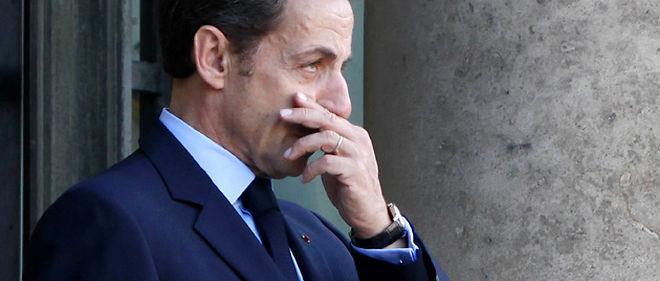Selon le Canard enchaîné, Nicolas Sarkozy aurait organisé une opération de surveillance des journalistes les plus gênants © Abaca
