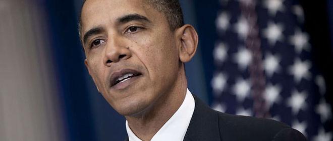 """C'est une """"lourde défaite"""", a reconnu Barack Obama au lendemain des élections de mi-mandat © DR"""