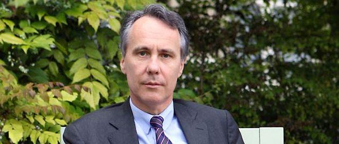 Dominique Paillé, porte-parole de l'UMP © Abaca