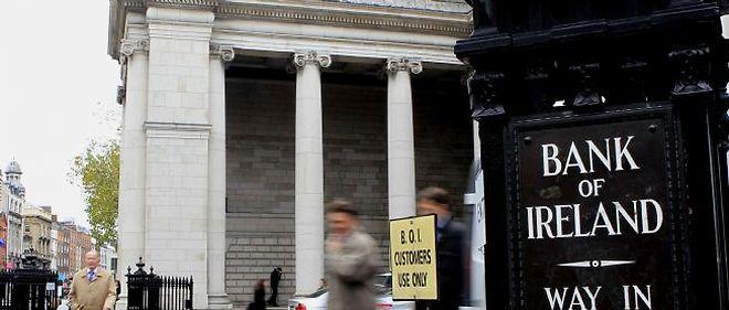 L'Irlande va devoir faire des efforts colossaux pour redresser ses finances publiques