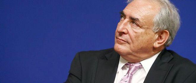 Le directeur général du FMI Dominique Strauss-Kahn estime que la croissance européenne devra être forte pour financer la dette