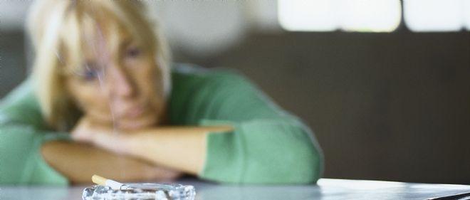 L'arrêt du tabac est plus difficile chez les personnes déprimées