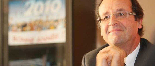 """François Hollande veut incarner """"crédibilité et sérieux"""" au sein du PS"""