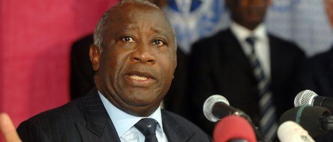 Laurent Gbagbo refuse d'admettre sa défaite lors de l'élection présidentielle du 28 novembre
