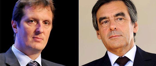 Le député UMP du Val-d'Oise Jérôme Chartier est chargé de l'organisation de réunions informelles rassemblant des élus proches du Premier ministre François Fillon