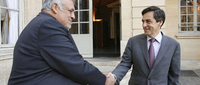 Le Premier ministre, un proche de Philippe Séguin, s'est livré à un vibrant éloge du disparu