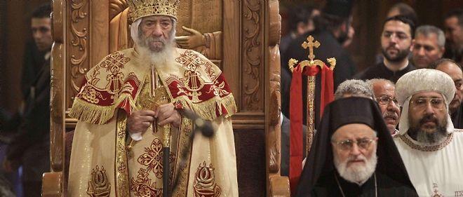 Les coptes-orthodoxes ont pu assister aux offices de Noël en toute quiétude