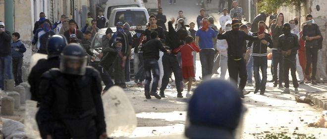 Apaisement en Algérie après les émeutes contre la hausse des
