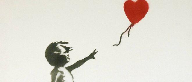 Le célèbre artiste de rue anglais, Banksy, n'a jamais révélé sa véritable identité.