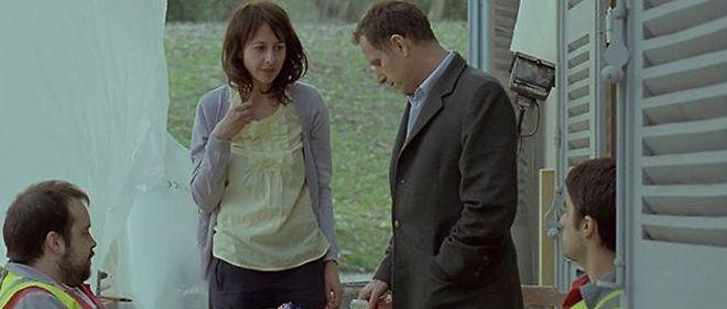 """Valérie Bonneton et Charles Berling dans """"Propriété interdite"""", un film d'Hélène Angel"""
