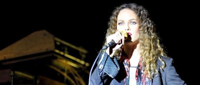 """Vanessa Paradis justifie par des """"impératifs professionnels"""" l'annulation de son concert en Israël."""
