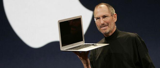 Steve Jobs, patron d'Apple
