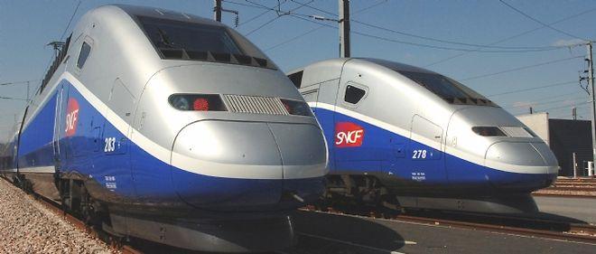 Les abonnés au TGV représentent 3 % des clients de la SNCF