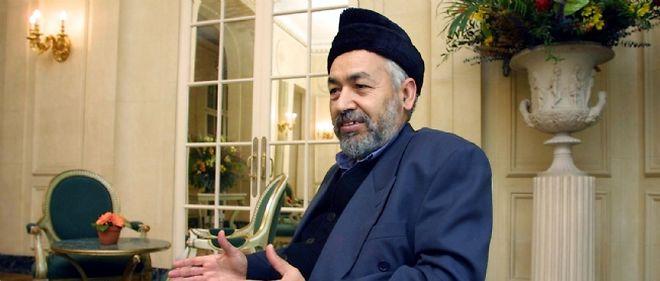 """Rachid Ghannouchi a décidé de laisser la place à """"une génération plus jeune et plus apte pour l'avenir""""."""