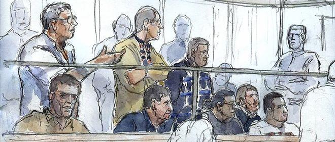 Le 28 mai 2010, la cour d'appel de Paris avait condamné respectivement Mario et Jean-Claude Hornec à six et sept ans de prison.