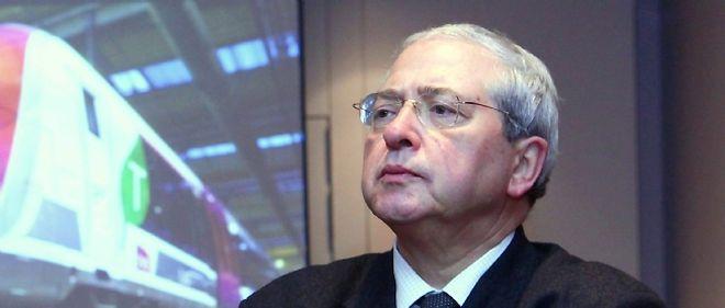 Jean-Paul Huchon est soupçonné d'avoir profité d'une campagne de promotion des transports publics pour sa réélection