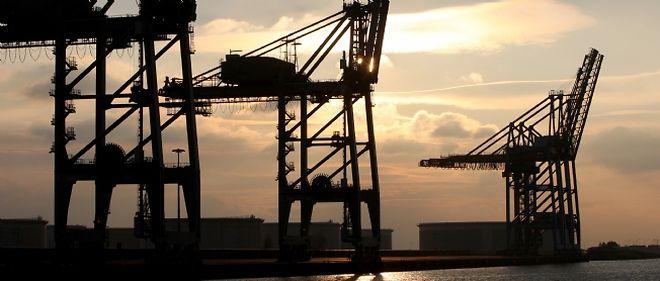 Les travailleurs portuaires sont en grève pour la troisième fois depuis le début de l'année.